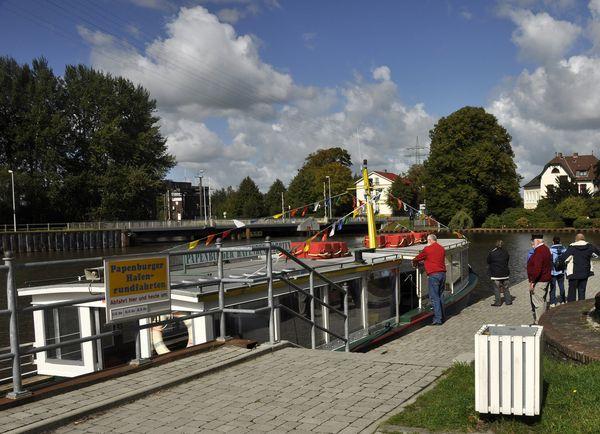 Papenburger Hafenrundfahrten