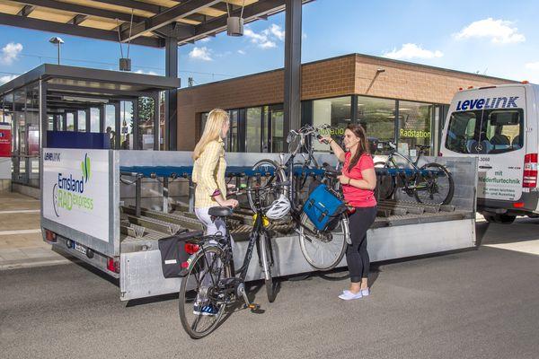 Fahrradbus Emsland RADexpress