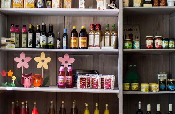 Vielfältige Produkte aus der Region